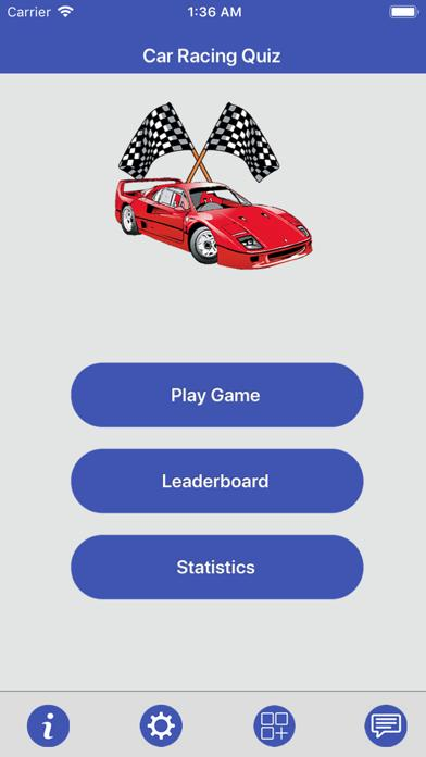 Motorsport Quiz iOS