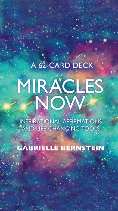 Miracles Now iOS