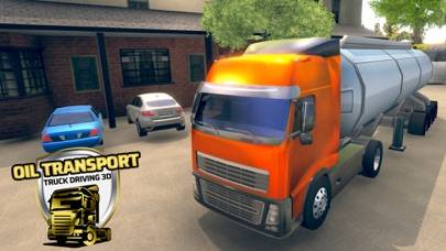 Oil Transport Truck Driving 3D iOS