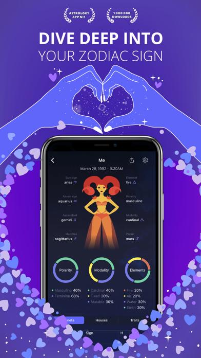 Nebula: Horoscope & Astrology iOS