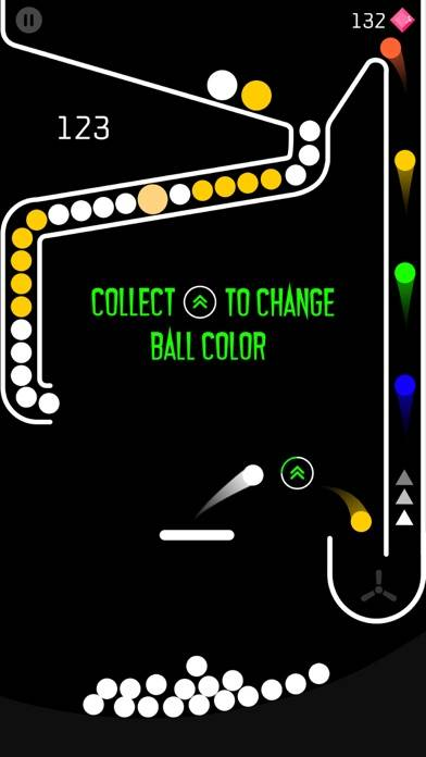 Bouncy Ballz Real Physics iOS
