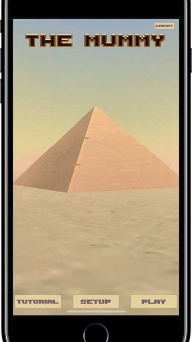 The Mummy iOS