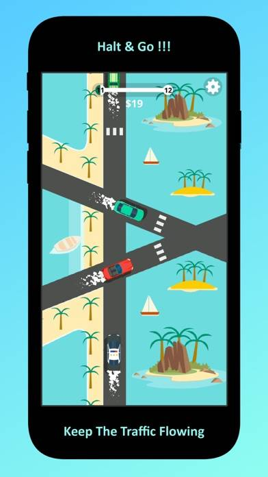 Traffic Cars iOS
