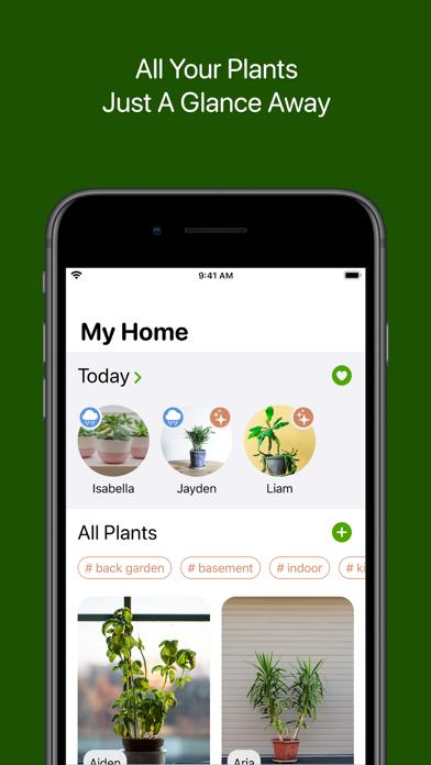 Droplet - Plant Care iOS