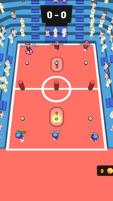 DodgeSmash.io iOS
