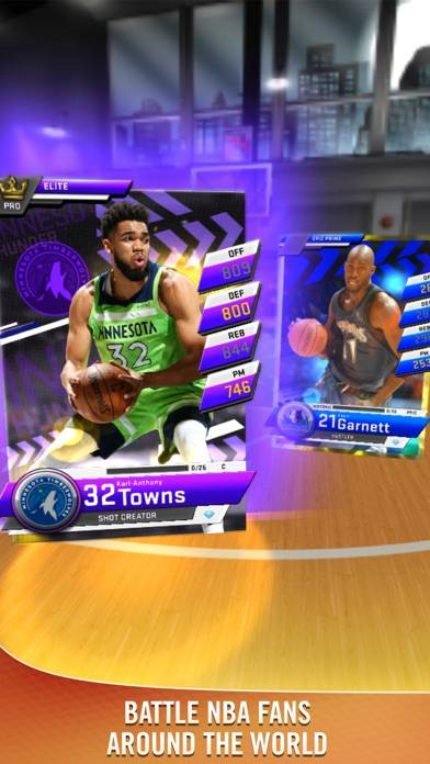 My NBA 2K20 iOS