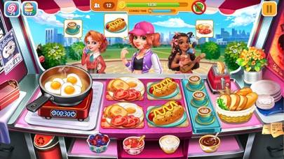 Cooking Frenzy iOS