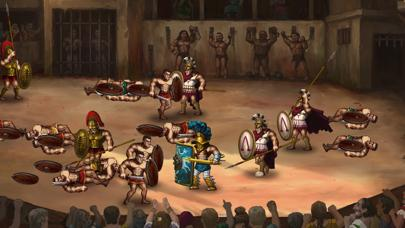 Story of a Gladiator iOS
