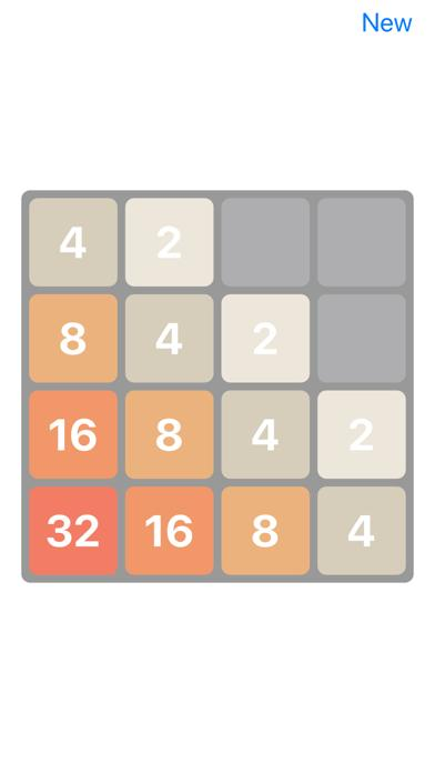 2048 (Simple and Classic) iOS