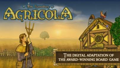 Agricola Revised Edition iOS