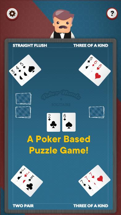 Poker Hands Solitaire! iOS