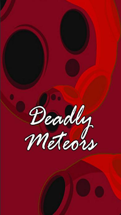 Deadly Meteors iOS