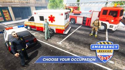 Emergency Rescue Service iOS