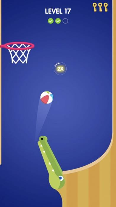 Flipper Dunk iOS