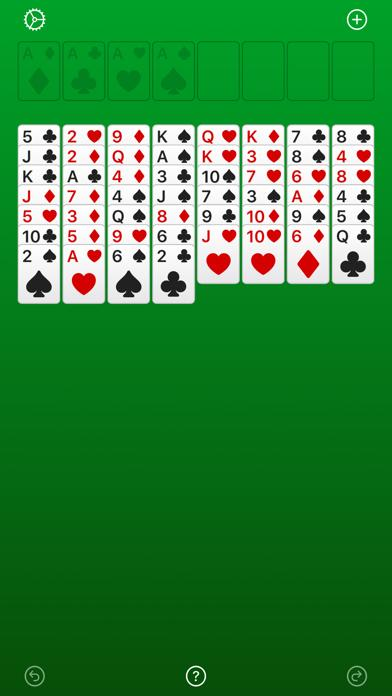 FreeCell (Simple & Classic) iOS
