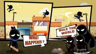Super Stick Fight Man iOS
