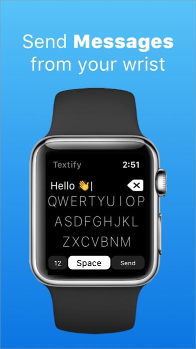 Text Keyboard - Watch Keyboard