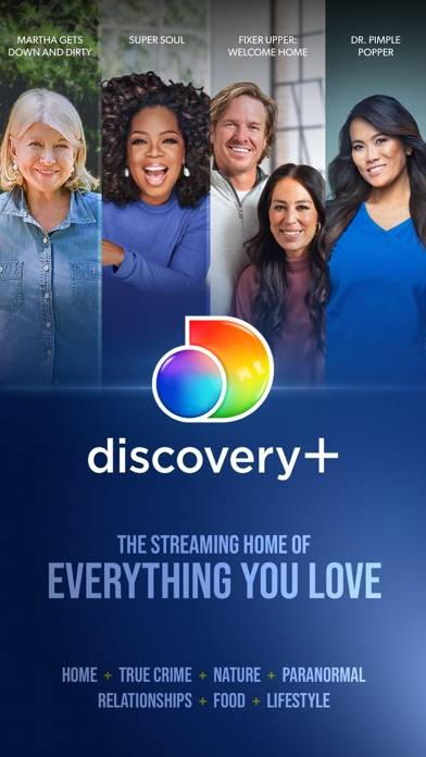 discovery plus | Stream TV Shows