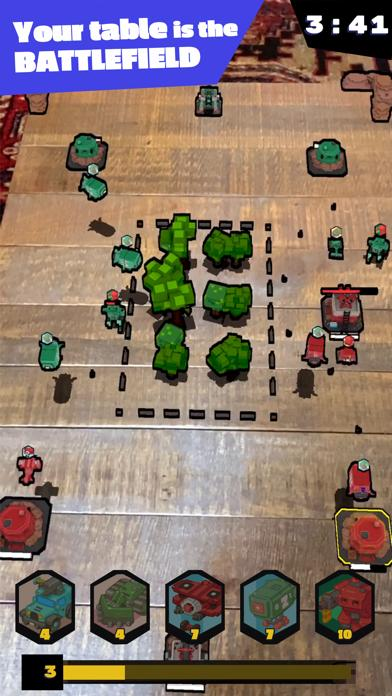Table Trenches iOS