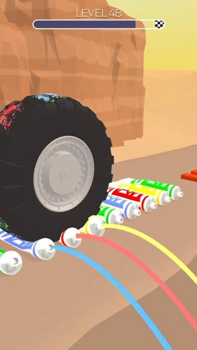 Wheel Smash iOS
