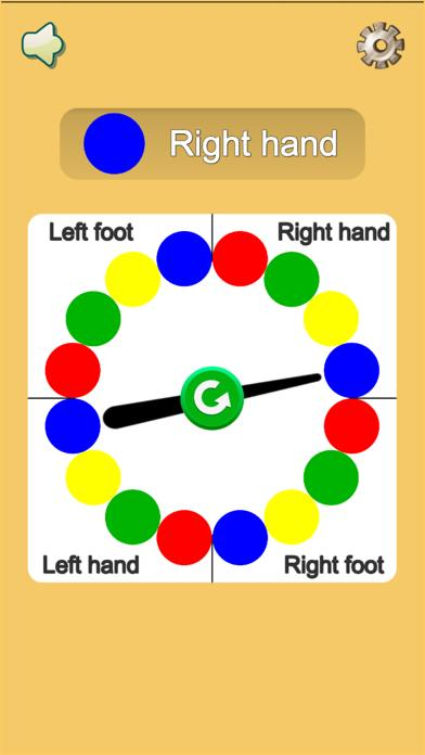 Twister Spinner Game iOS
