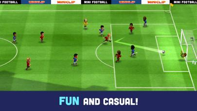 Mini Football - Mobile soccer