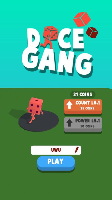 Dice Gang iOS