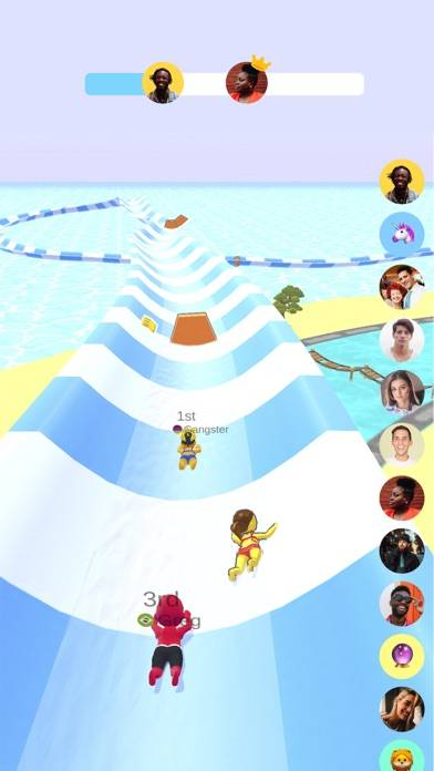Aquapark - Lobby iOS