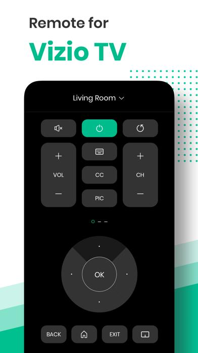 Remote for Vizio iOS