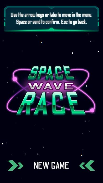 Space Wave Race