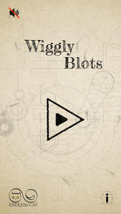 Wiggly Blots iOS
