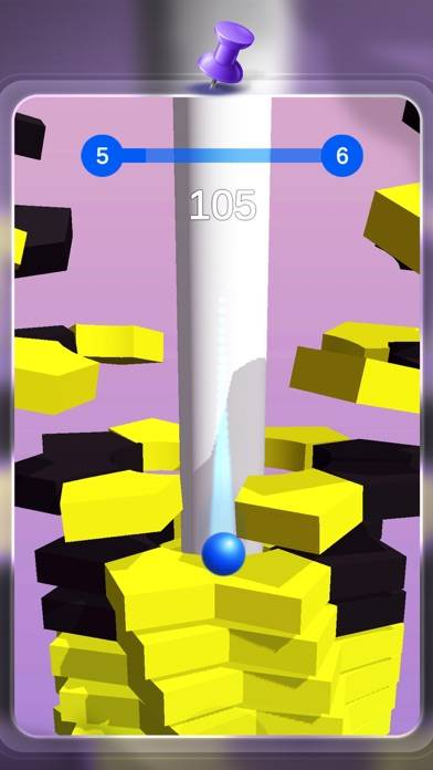 Happy Stack Ball iOS