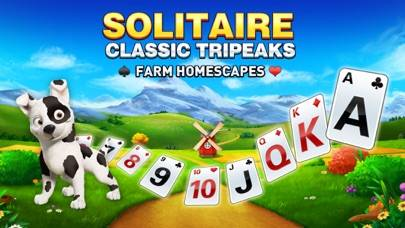 Solitaire - Farm Homescapes