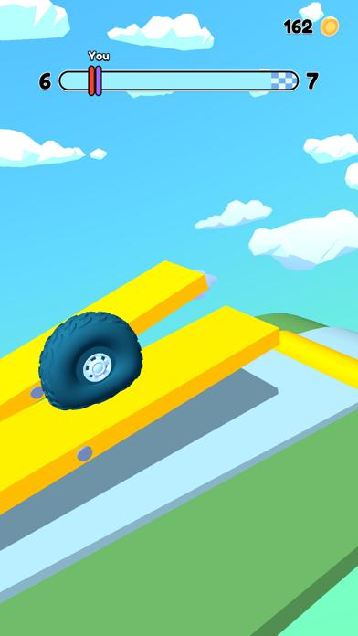 Wheel Race iOS