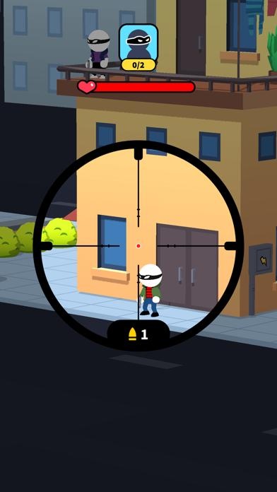 Johnny Trigger: Sniper iOS