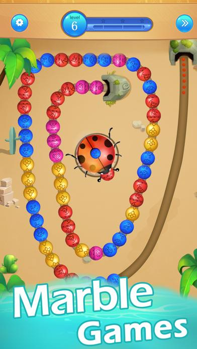 Marble Blast Games-Bubble Pop iOS