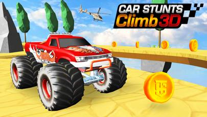 Car Stunts Climb 3D iOS