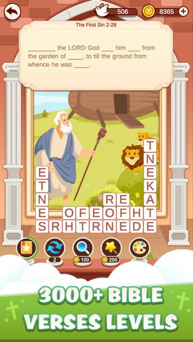 Bible Word Story iOS