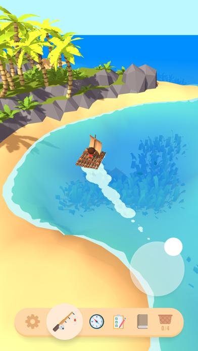 Tides: A Fishing Game iOS