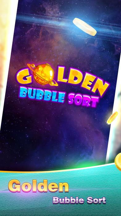 Golden Bubble Sort