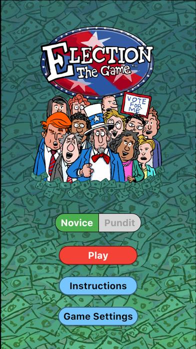 Election The Trivia Game iOS