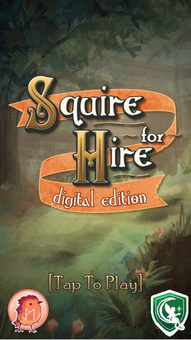 Squire for Hire iOS
