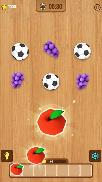 Match Triple 3D: Matching Tile iOS