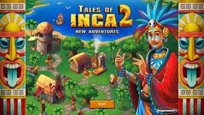 Tales of Inca 2 iOS
