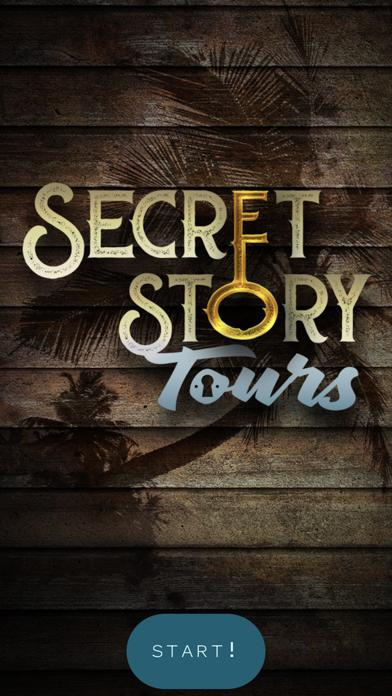 Secret Story Tours iOS