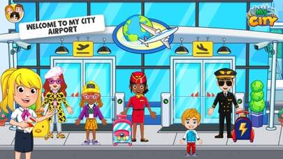 My City : Airport