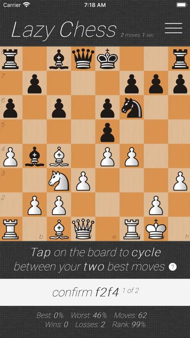Lazy Chess iOS