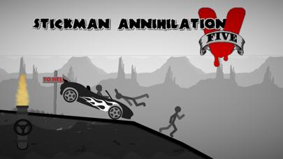 Stickman Racer Destroyer iOS