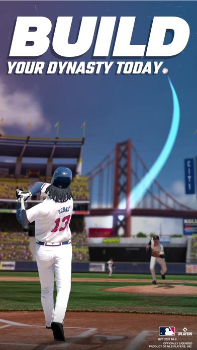 MLB Tap Sports Baseball 2021 iOS