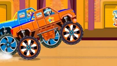 Monster Truck Vlad & Niki iOS